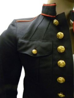USMC GI US Marine Corps Official Dress Uniform Jacket