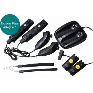 DEA MEGA PACK MOTION + NOIR / Accessoire Wii   Achat / Vente LOT