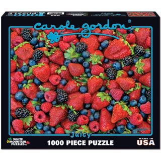 Puzzles Juicy 1000 Piece Jigsaw Puzzle (24 x 30)