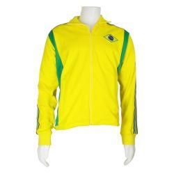 Adidas Brasil World Cup 2006 Mens Track Jacket