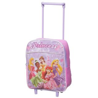 Disney Princess 12 inch Rolling Backpack