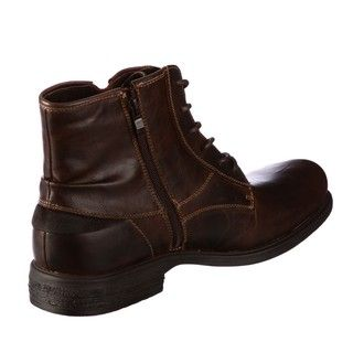 Steve Madden Mens Rayge Brown Boots