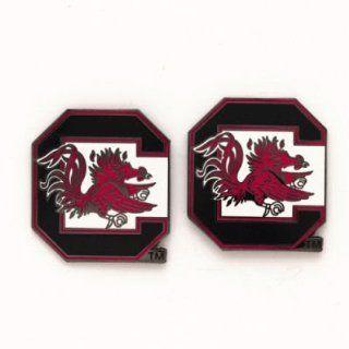 South Carolina Gamecocks Official Logo Earrings Sports
