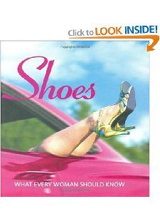 Shoes: What Every Woman Should Know: Stephanie Pedersen: 9780715322345