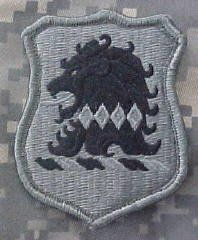 New Jersey National Guard ACU Patch   Foliage Green