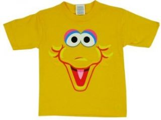 Big Bird Face   Sesame Street Toddler T shirt Toddler 2T