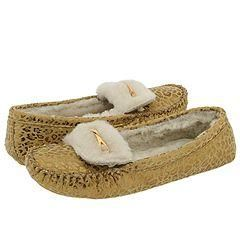 Daniel Green Carmella Cheetah Slippers (Size 6)
