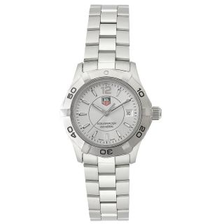 Tag Heuer Womens Aquaracer 300M Stainless Steel Watch