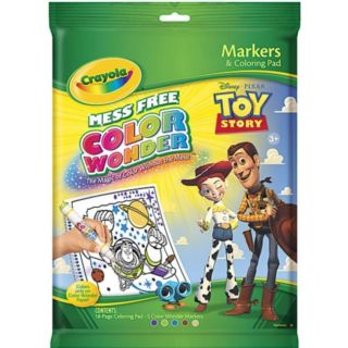 Crayola Toy Story Color Wonder Coloring Set