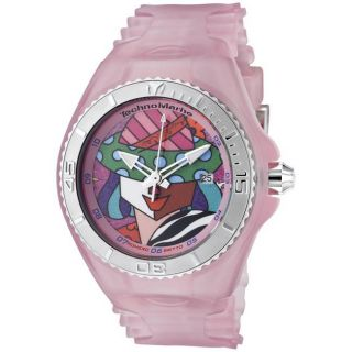 Technomarine Womens Cruise Britto Silicon Watch