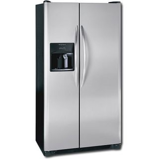 Frigidaire 26.0cf Side by side Stainless Steel Refrigerator