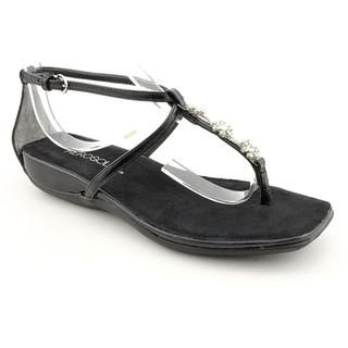 Aerosoles Womens Absoulutely Patent Leather Sandals