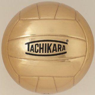 Tachikara Metallic Gold Autograph Volleyball Sports