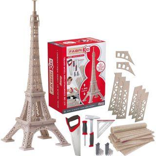 Fabrikid   La Tour Eiffel   Achat / Vente JEU ASSEMBLAGE CONSTRUCTION