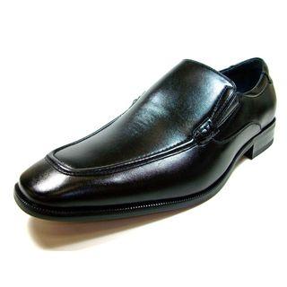 Delli Aldo Mens Rounded Toe Slip on Loafers