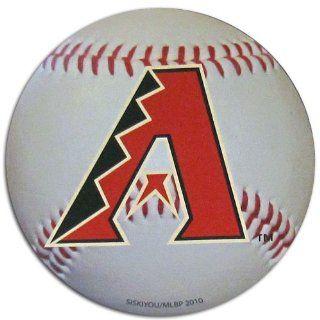 MLB Arizona Diamondbacks 3 Inch Baseball Magnet Sports