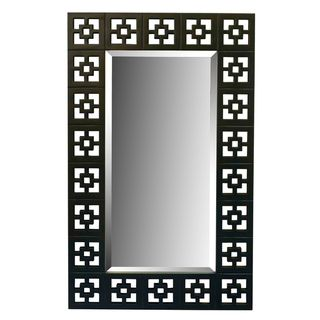 Shag Oil rubbed Bronze Finish Wall Mirror