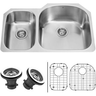 Vigo 31 inch Undermount Stainless Steel Kitchen Sink