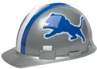 Detroit Lions Hard Hat Sports & Outdoors