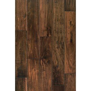 Exotic Cabernet Walnut Acacia Floors (28.3 SF)
