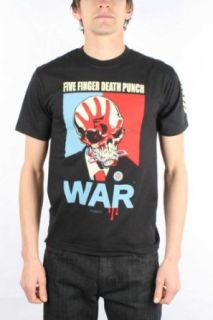 Five Finger Death Punch   War Mens T Shirt In Black