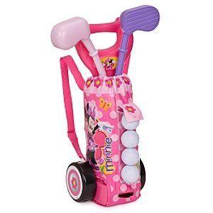 Disney Minnie Mouse Golf Play Set    9 Pc. Clothing