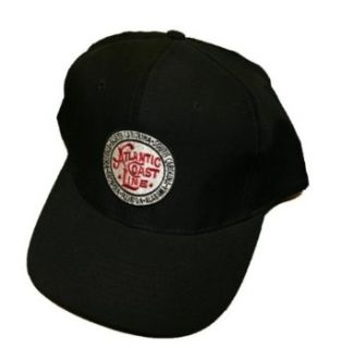 Atlantic Coast Line Embroidered Hat Hat Made In America