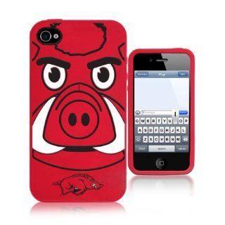NCAA Arkansas Razorbacks Mascot Soft Iphone Case Sports