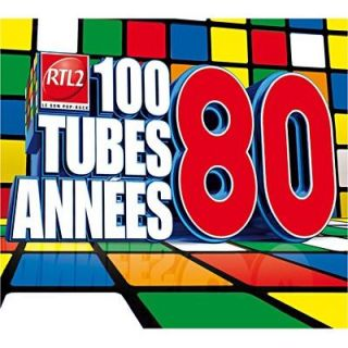 RTL2 100 TUBES ANNEES 80   Compilation   Achat CD COMPILATION pas cher