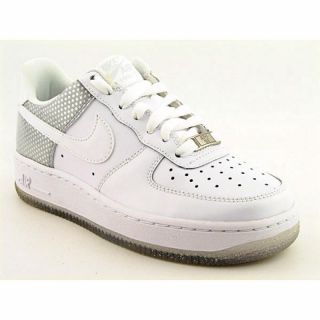 Nike Youth Kids Girlss Air Force 1 Le White Athletic (Size 3.5
