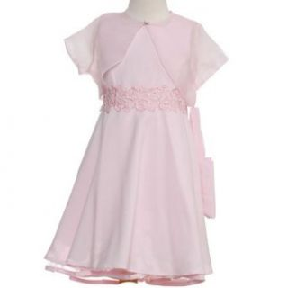 Little Girls PINK Easter Special Occasion Dress RARE