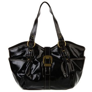 Franco Sarto Dandy Patent Tote Bag
