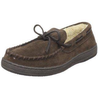 L.B. Evans Mens Morgan Moccassin Shoes