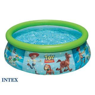 Piscine autostable INTEX 1,83 x 0,51 m TOY STORY   Piscine hors sol