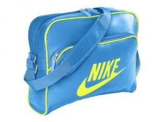 Nike Heritage SI Track Retro BA4271 Blue Green Unisex Mens