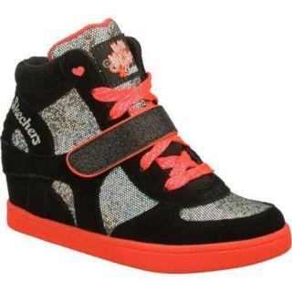 Girls Skechers Hydee Plus 2 Black/Pink