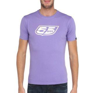 55DSL By Diesel T Shirt Gold Homme Mauve et doré.   Achat / Vente T