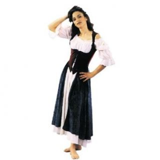 Theatre Costumes Esmeralda Costume Village Wench Gypsy
