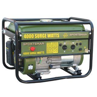 Buffalo Tools 4000 watt Portable Generator