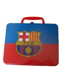 Official Licensed FC Barcelona Lunch Box Sports