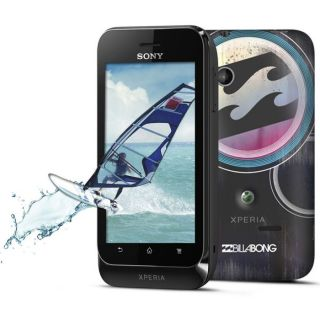SONY XPERIA TIPO Edition spéciale Billabong   Achat / Vente