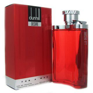 Desire By Alfred Dunhill Mens 3.4 ounce Eau de Toilette