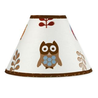 Sweet JoJo Designs Night Owl Lamp Shade