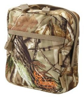 Buck Commander 42733 MUZZLELOADER Pouch: Sports & Outdoors