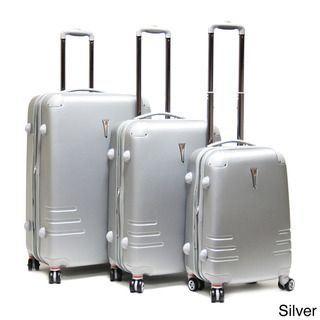 CalPak Carmel Hardside 3 piece Spinner Luggage Set