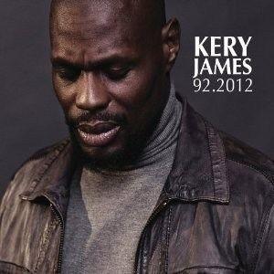 KERY JAMES   92.2012   Achat CD RAP pas cher