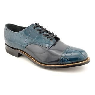 Stacy Adams Mens Madison Leather Dress Shoes (Size 8)