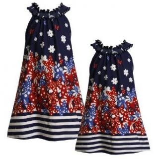 Size 5,BNJ 9057M NAVY BLUE RED WHITE BUTTERFLY BORDER