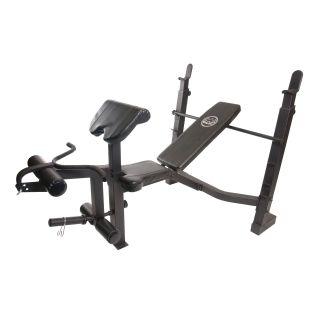 CAP Barbell Advanced   Banco para hacer ejercicios con pesas, tamaño