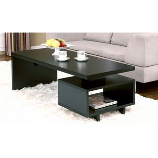 Open cabinet Coffee Table